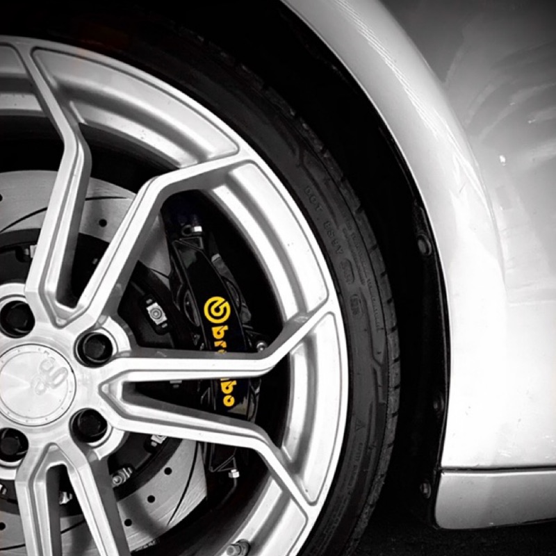 美國AG 旋壓 輕量化 進口 鋁圈 19吋 鋼圈 胎 輪框 凹 輪轂