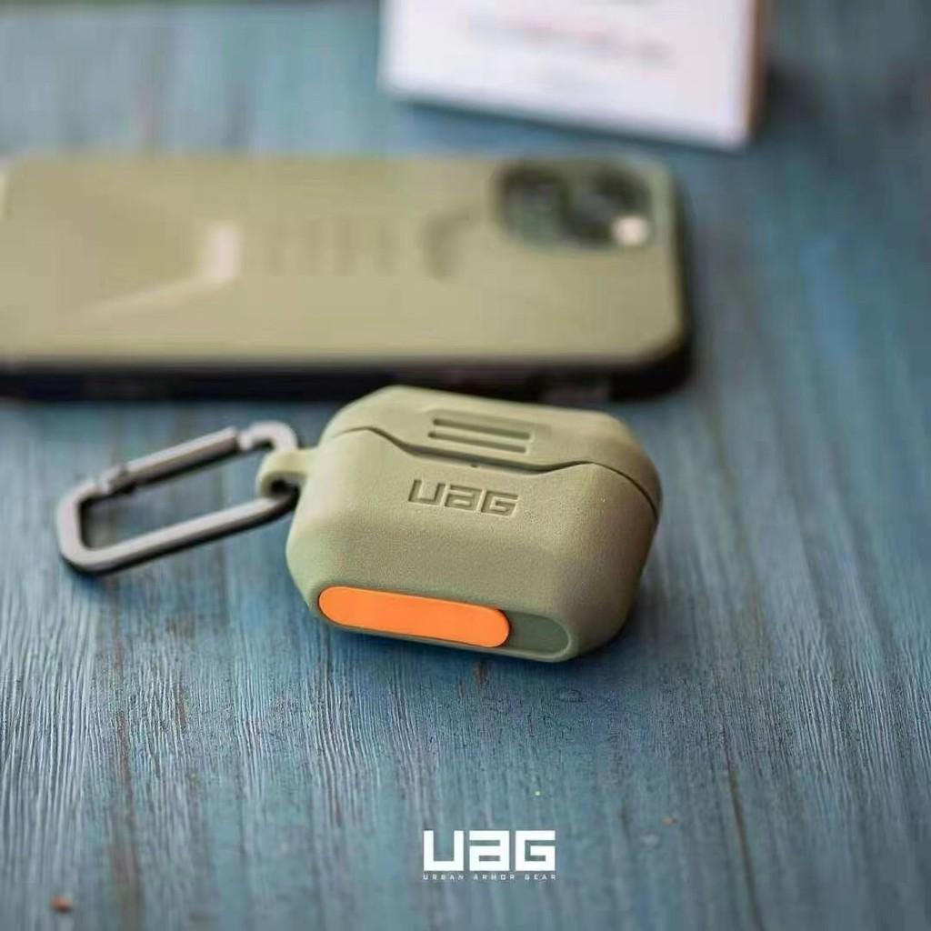熱賣Uag 矽膠系列 Apple Airpods Pro / 1 / 2 Case Airpod