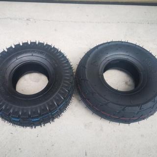 電動滑板車10寸公路輪胎300-4超耐磨4輪車輪胎3.00-4內外胎260X85 新北市