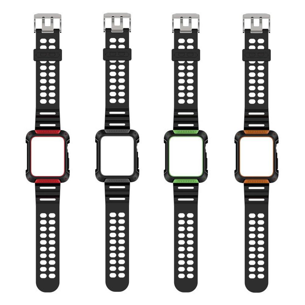 Apple watch 4 44mm 尼龍編織錶帶