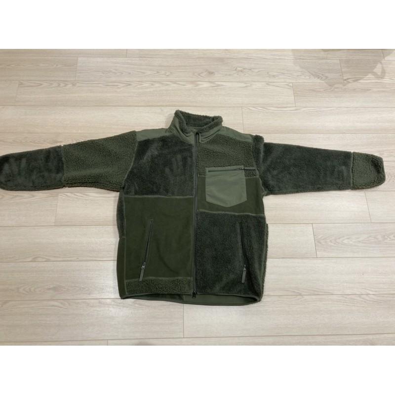 Uniqlo engineered garments fleece 外套