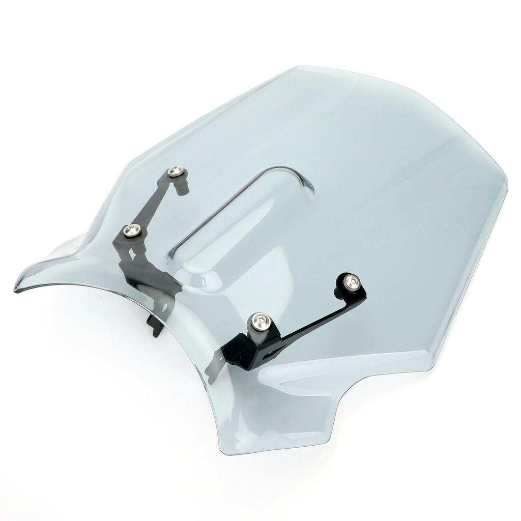 Honda CB650R/CB1000R 18-20抗壓擋風鏡附支架-極限超快感