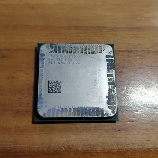AMD FX-Series FX-4300 - FD4300WMW4MHK 可加購CPU散熱器