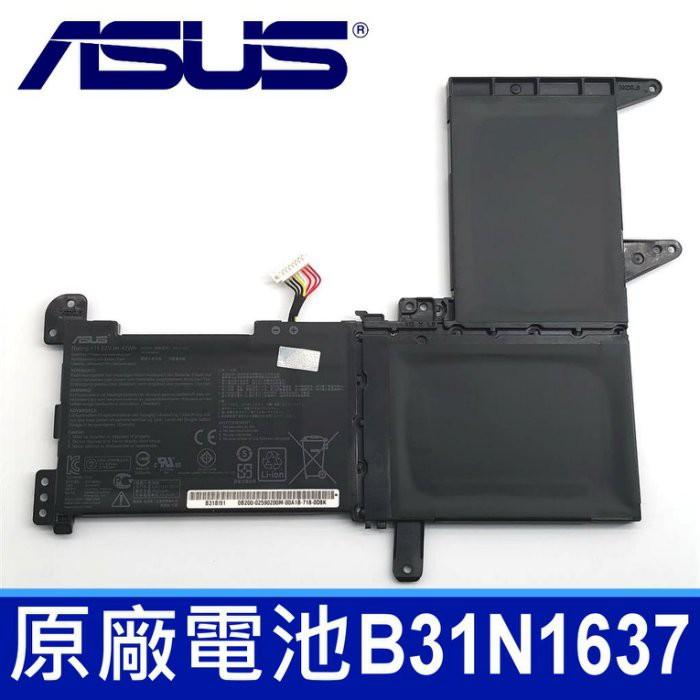 華碩 ASUS B31N1637 . 電池 S510 S510U X510 X510U F510 F510U A510