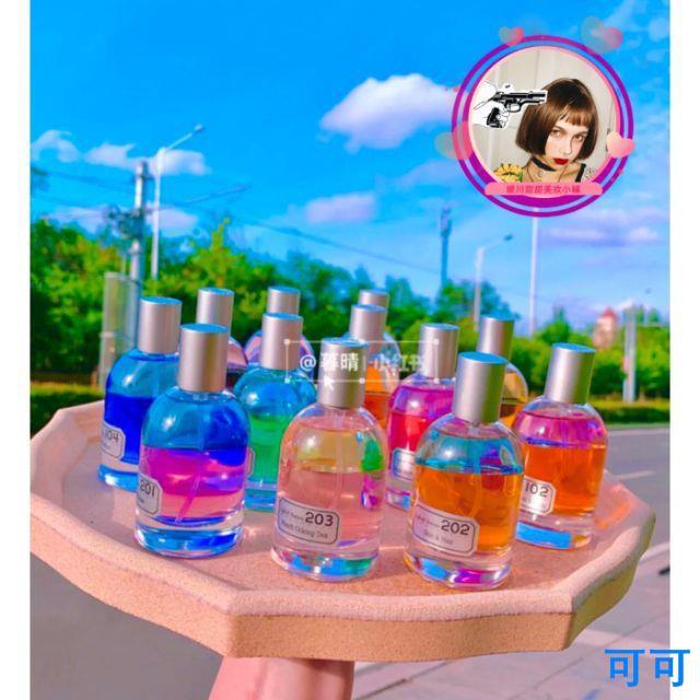 【好美blings】自然實驗室香水 blings 小紅書超美小眾高級香水評價雙色香水 可可