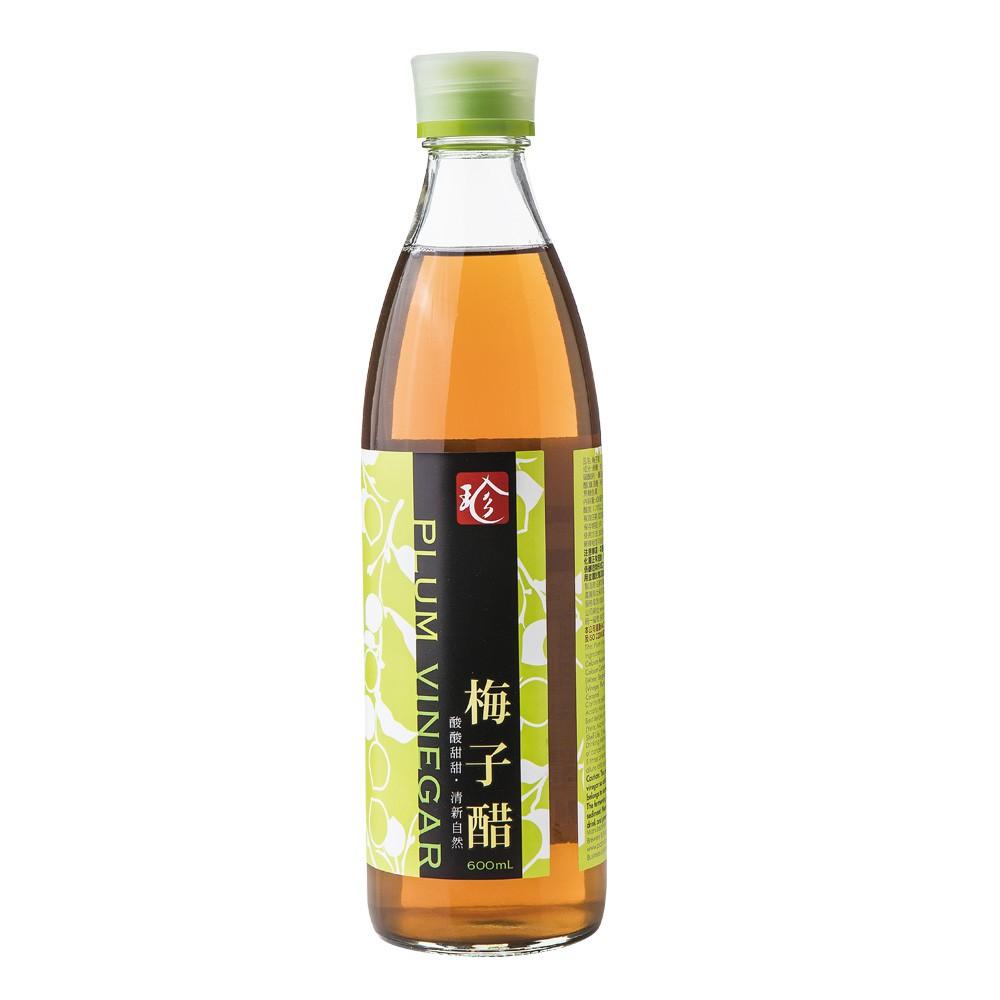 【百家珍】梅子醋600mL