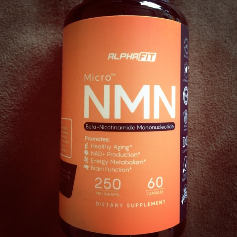 美國🇺🇸原裝進口NMN 60粒/250mg
