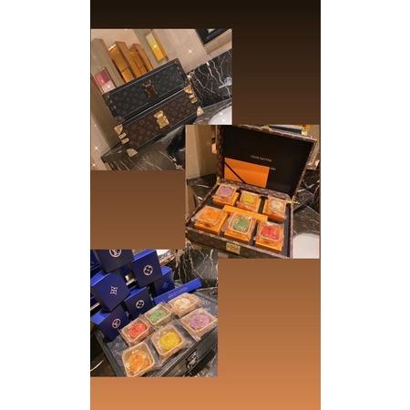 翻玩 現貨LV 愛馬仕月餅禮盒🥮預購❤️L v