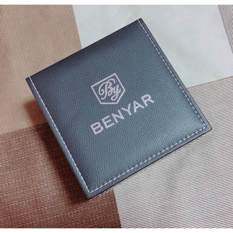 Benyar賓雅 男性石英錶