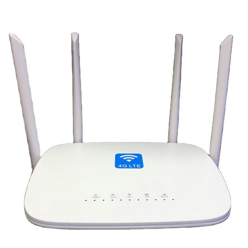 4G Router FDD B1/3/7/8/20 external antenna 4G LTE CPE Router