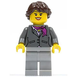 樂高人偶王 LEGO 經典城市系列#3661 cty0220a