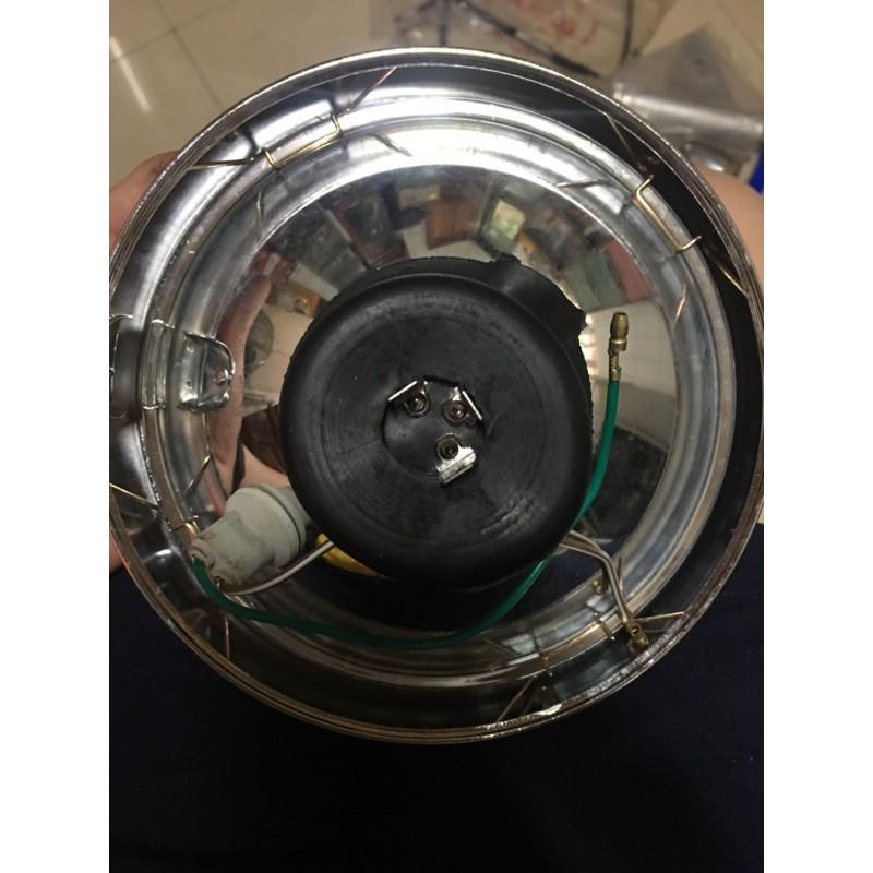 野狼傳奇大燈組玻璃燈罩含大小燈泡