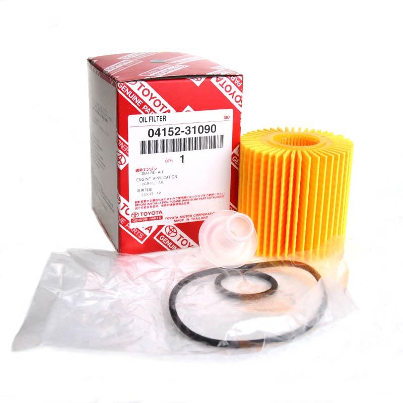 TOYOTA 豐田 Highlander Camry油電混動 RAV4 機油濾芯 機油濾清器濾網04152-YZZA1