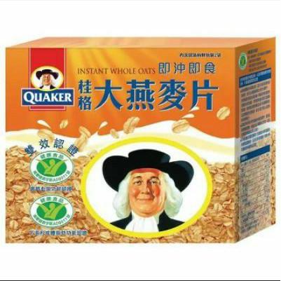 桂格 大燕麥片 1.7kg 1700g