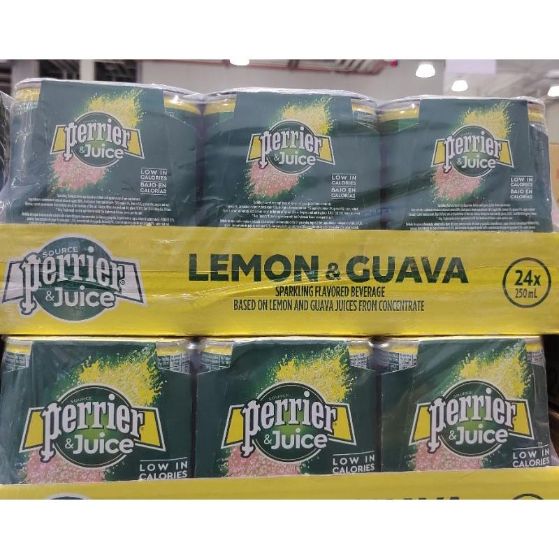 好市多商品分購-沛綠雅檸檬芭樂氣泡果汁250毫升
