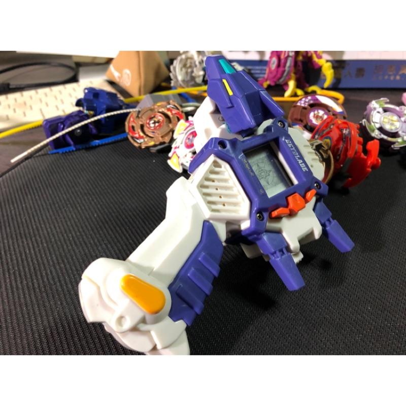 Takara正版 戰鬥陀螺 青龍DX發射器 絕版 保存優