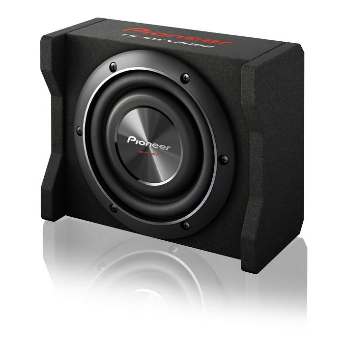 -Pioneer 先鋒 TS-SWX2002 8吋薄型被動式重低音 輕巧型重低音箱 600W