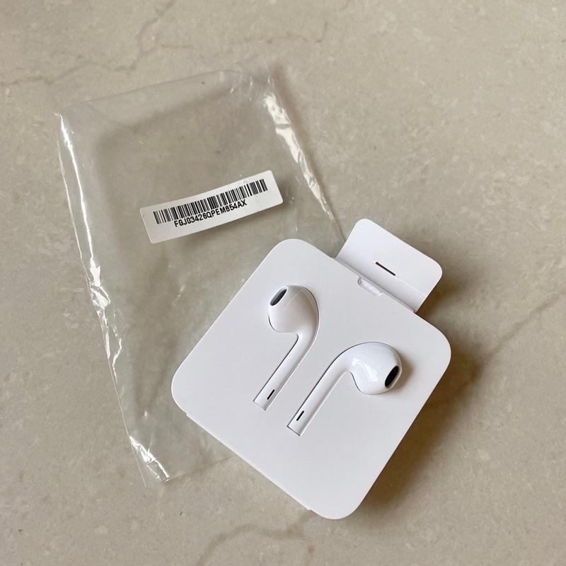 現貨 Apple EarPods lightning 耳機 原廠