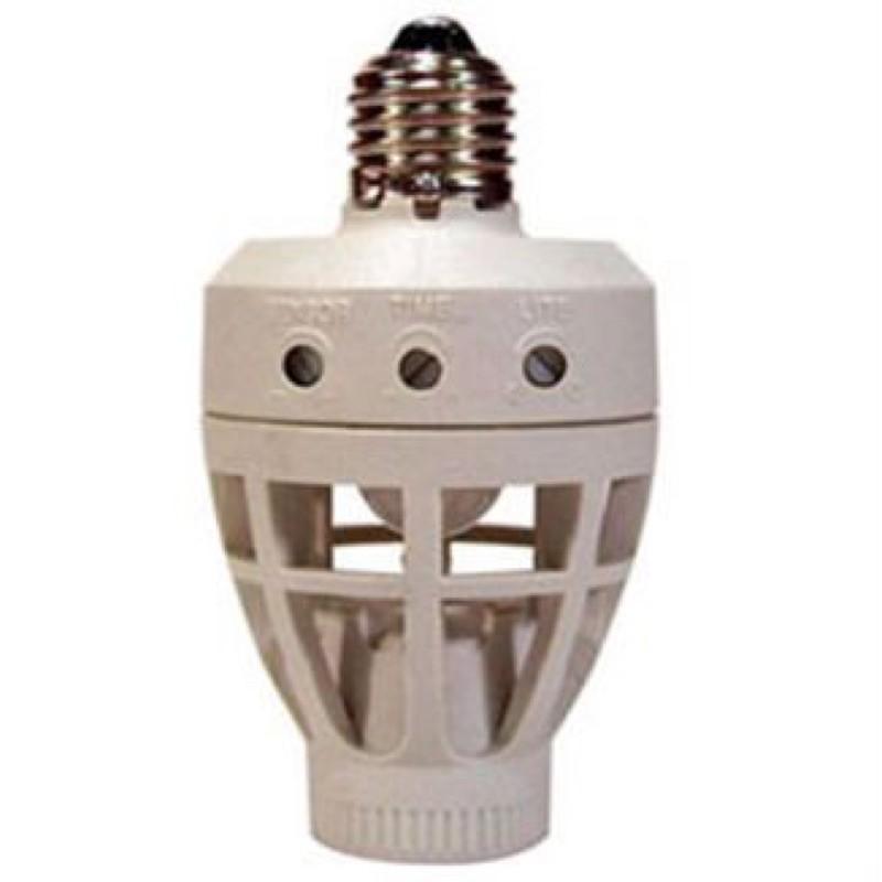 【好樂購】太星電工 紅外線燈泡轉接座 感應燈座 一體式感應燈座