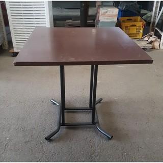 [龍宗清] 方形木餐桌 (19092801-0003) 四方木桌 四方木餐桌 四方餐桌 方桌 方型桌 台南市