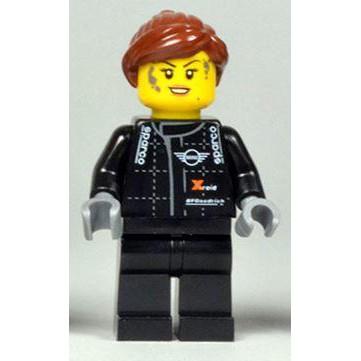 全新 LEGO 樂高 75894 女技師 附對講機