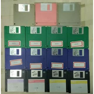 Imation(怡敏信)& NEC   早期 懷舊 1.44mb磁碟片,便宜 懷舊 雲林縣