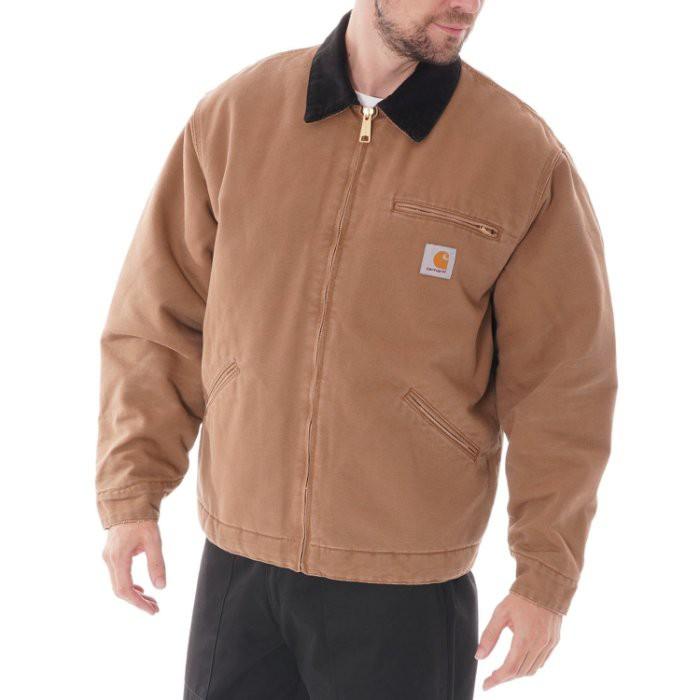 ☆AirRoom☆【現貨】Carhartt Wip OG Detroit Jacket 經典夾克 卡其 I027358