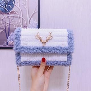 手工編織包包diy冰條網格包毛線材料包自制織包包送女友閨蜜禮物