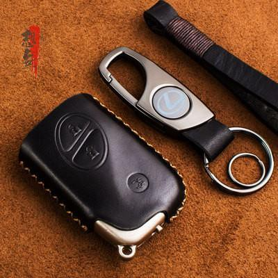 LEXUS 淩誌 感應鑰匙皮套 NX200 RX350 CT200h IS250 LS430 汽車鑰匙套 真皮鑰匙包
