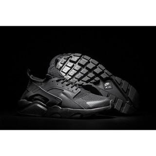 Nike Huarache Run Ultra 'Breathe'武士男款慢跑鞋 全黑833147-001 現貨