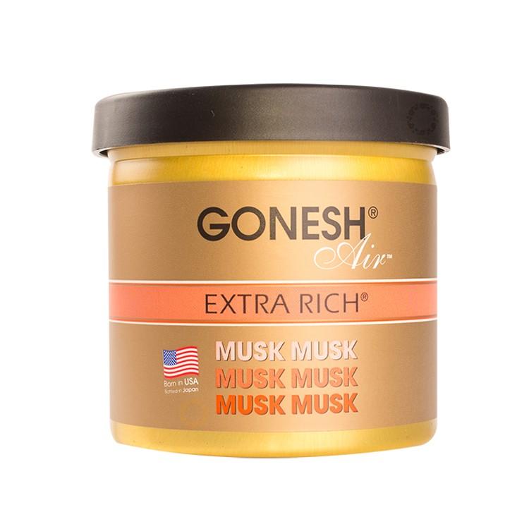 「現貨快出」GONESH 空氣芳香膠  (固體芳香罐) 78g 日本製造 原裝進口