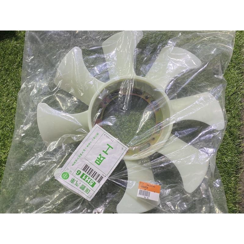 HS汽材 三菱 ZINGER 12~15年 SPACE GEAR 得利卡 99~ 正廠 離合器風扇葉片 水箱風扇葉片