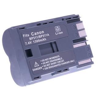 🌟Buy 樂🌟適用Canon BP-511A 鋰電池 50D 300D D30 D60...等 一年保固  BP511 新北市
