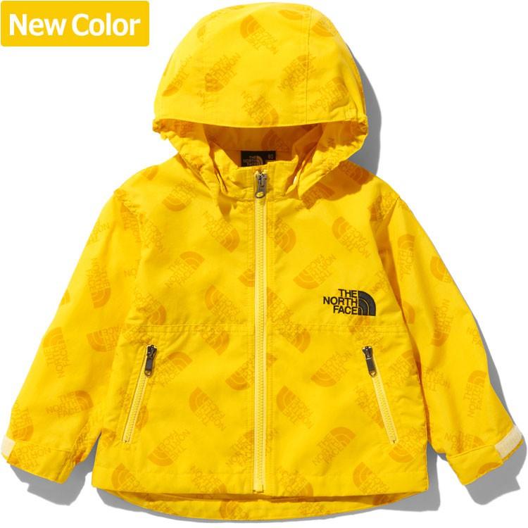 🇯🇵 日本 THE NORTH FACE Novelty Compact Jacket 北臉嬰兒防風外套