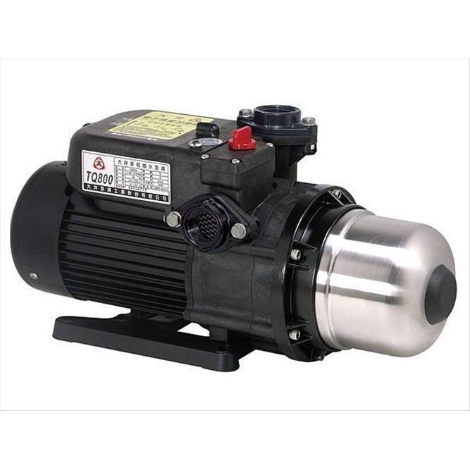【泵浦五金】大井 TQ800 1HP電子加壓馬達*低噪音 TQ-800 非KQ800N