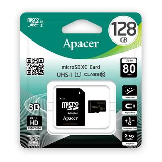 Apacer MicroSD 記憶卡 32G /  64G /  128GB UHS-I (附SD轉卡) 新北市