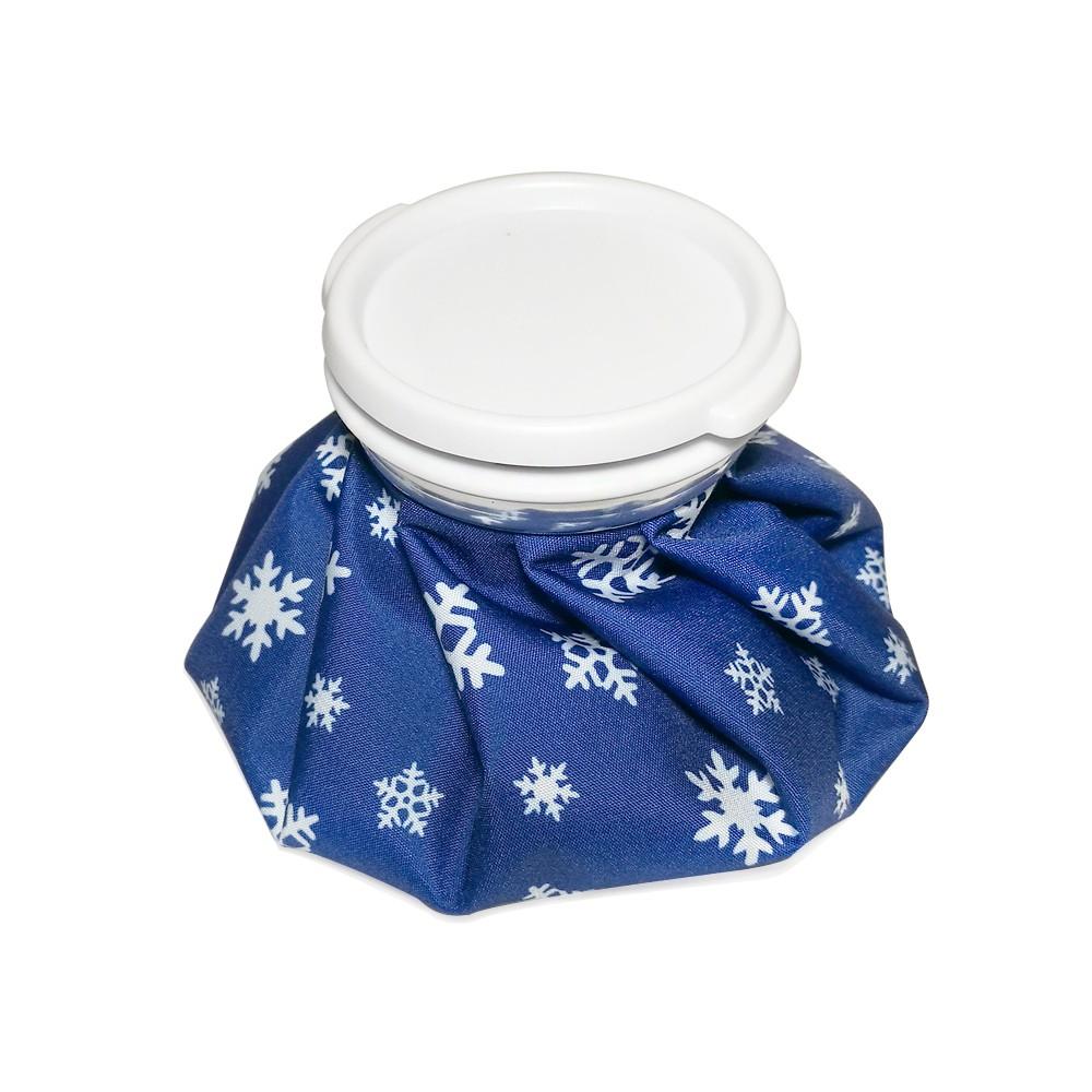 【冷熱多功能兩用敷袋-M】6吋 冷水袋 溫水袋 熱水袋 熱敷 冰敷 敷袋 水袋
