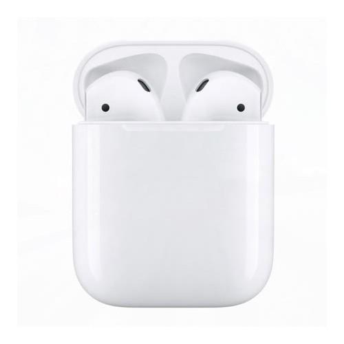 Apple AirPods 有線充電版 2代 第二代蘋果 搭配有線充電盒 無線藍牙耳機 MV7N2TA/A【就是要玩】