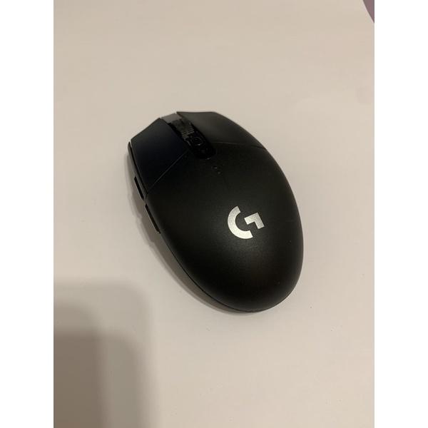 近全新- Logitech 羅技 G304 電競滑鼠 無線滑鼠 可調DPI 沒有附藍芽接收器