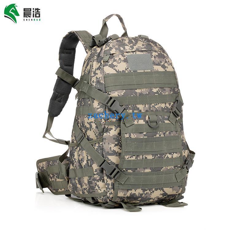 供應三級吃雞包 便攜式戶外雙肩迷彩包大容量絕地求生吃雞包
