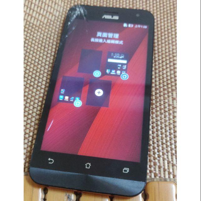 Asus zenfone2  zood破屏零件機