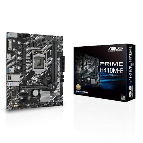 華碩 PRIME H410M-E/CSM M-ATX 主機板