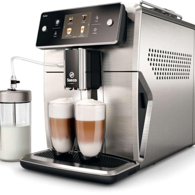 ➡全新原廠直發.送藝伎咖啡豆⬅ PHILIPS Xelsis 頂級全自動義式咖啡機SM7685/00   Saeco