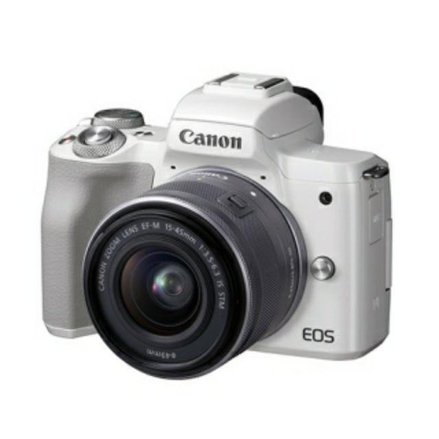 Canon M50 相機+Canon EF-M 11-22mm 超廣角鏡頭