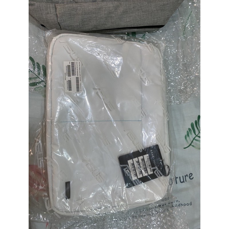 Asus 14吋 筆電包 白色  MIA TORO 筆電後背包  電腦包