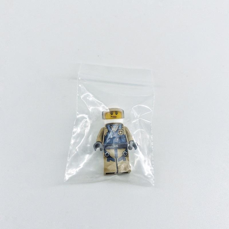 ( W.W. ) Lego 樂高 出自60173 警察