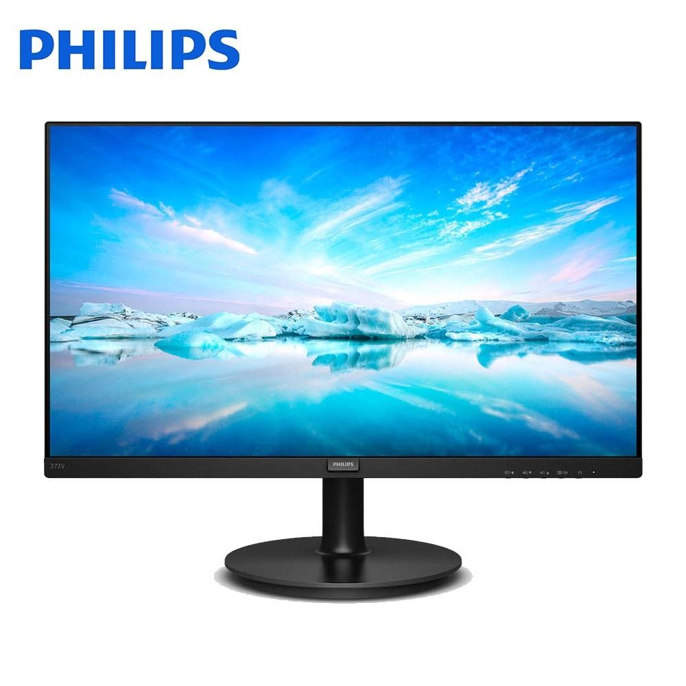 PHILIPS飛利浦 271V8/無喇叭/IPS/Adaptive-Sync/16:9/27吋/三年保固/欣亞數位