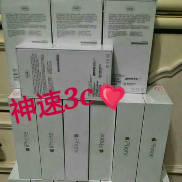 全新未拆5.5吋 iphone6s PLUS  32g 128g 粉 金  台灣公司貨 iphone 6s