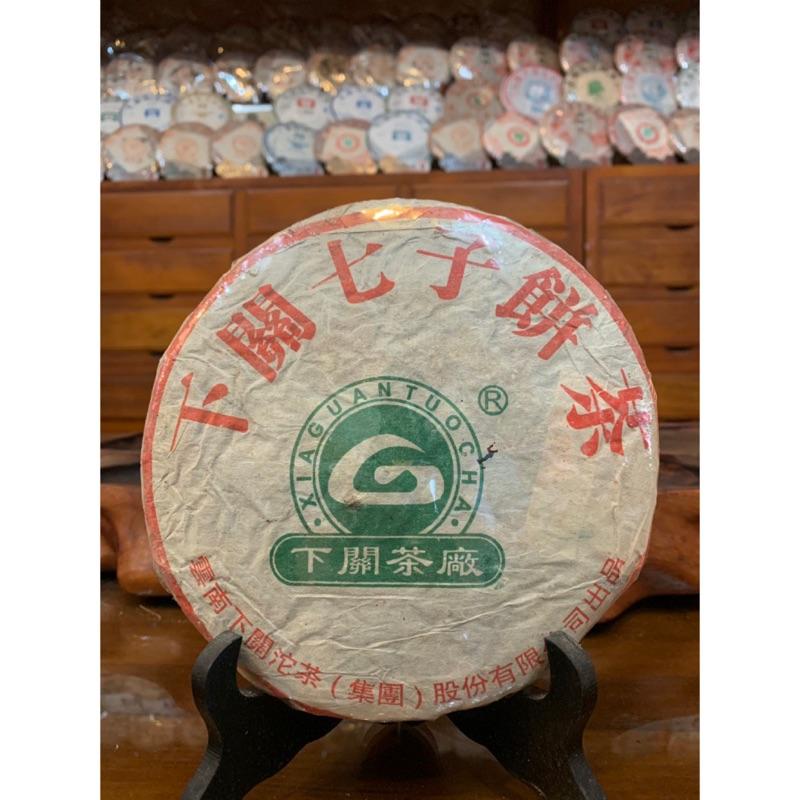 【普洱茶生茶】2004年【FT8653-3+1】357gx1餅*正品*歡迎購買整筒