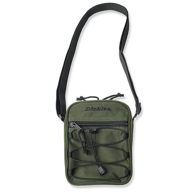 【DICKIES】韓國限定 DMR5UBSC513 防潑水小型 繩索 側背包 (軍綠) 化學原宿
